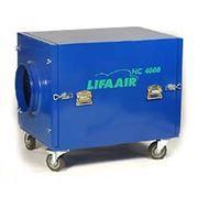 Системы вентиляционные . Вакуумная установка HepaClean 4000 для очистки и дезинфекции систем вентиляции фото