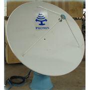 Антенная приемочная система АС-15 профессиональная для наземных станций сетей дистанционного зондирования Земли диаметр основного рефлектора 1500 мм фото