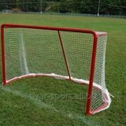 Ворота хоккейные игровые 183см х 122см фото