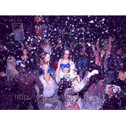 Генератор снега фото
