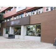Композитные фасадные панели Legro фото