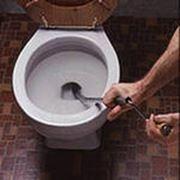 прочистка канализации Киев фото