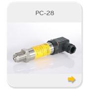 Преобразователь давления PC – 28/0...25kPa/PD/M фото