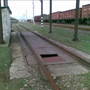 Модернизация механических железнодорожных весов фото