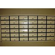 Почтовые ящики для многоквартирных домов фото