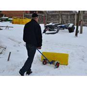 лопата уборочная для снега фото
