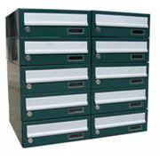 Ящики почтовые металлические фото