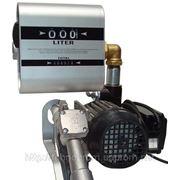 Насосы для заправки и перекачки дизельного топлива, бензина, керосина, масла фото