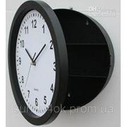 Настенные часы Сейф clock safe фото