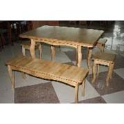 Стулья для кафе, столов и стульев для ресторана, пуфики, лавки и столы для саун и бань фото