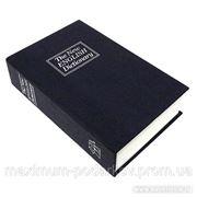 Книга сейф фото