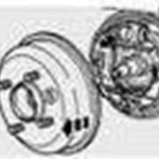 Колодки тормозные задние фото