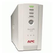 Источник бесперебойного питания APC Back-UPS 500 (BK500EI) фото