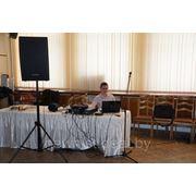 Аренда звука. Аренда звука для проведения частных мероприятий, концертов и корпоративов. Выезд по Беларуси фото