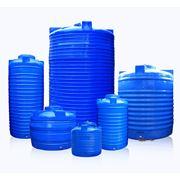 Емкости и резервуары для жидких и сыпучих веществ фото