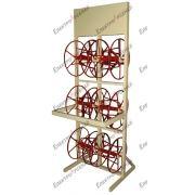 Стеллаж для размещения кабеля провода - ССГ фото