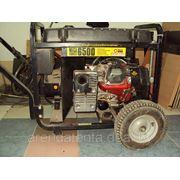 Бензогенератор (Генератор электрический) в аренду 6,5 кВт фото