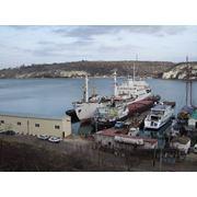 Продается частный причал в глубине Севастопольской бухты для стоянки судов и мега яхт а также перевалки грузов длиной до 135м с каждой стороны причала. фото