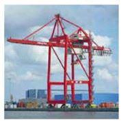 Причальные контейнерные перегружатели (STS) фото