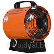 Тепловентилятор ТТ-3 апельсин фото
