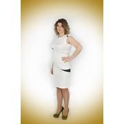 Платье белое фото