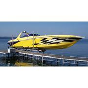Sunstream Boat Lifts – это ведущий мировой производитель подъемно-парковочных систем для лодок катеров и яхт. фото