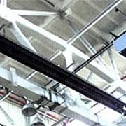 Установка (монтаж) систем лучистого (инфракрасного) отопления. фото