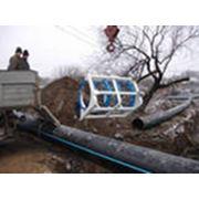 Строительство магистральных трубопроводов Украина фото