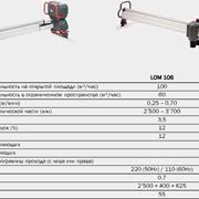 Автоматические заглаживающие установки для укладки стяжек пола LOM-106 и LOM-107 фото