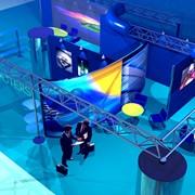Выставочные экспозиции, бутики (дизайн и изготовление под ключ.) фото