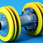 Поршень очистной магнитный ПОМ для очистки газопроводов, конденсатопроводов, нефтепроводов от жидких и твердых загрязнений, включая металлические. фото