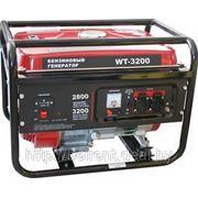Бензогенератор Watt WT-3200 фото