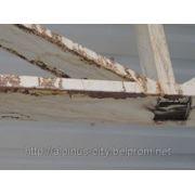 Окраска металлоконструкций фото