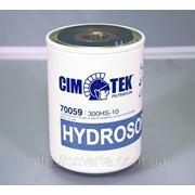 Гідроабсорбуючий фільтр для палива, CIM-TEK 300 HS-II-10 (гідроабсорбірующій, до 50 л / хв) фото