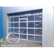 Ворота промышленные секционные «Hormann» фото