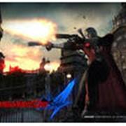 """Игра """"Devil May Cry 4"""" фото"""
