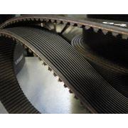 Ремни плоские бесконечные для быстроходного оборудования для сельхозмашин пищевой промышленности. фото