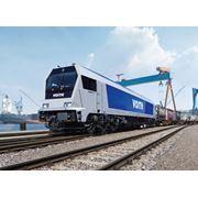 Магистральные локомотивы Voith Turbo Maxima 40 CC и Maxima 30 CC. Маневровые локомотивы Voith Turbo Gravita. Программа производства рассчитана для обеспечения покрытия широкого диапазона использования локомотивов Voith и включает две линейки локомотивов. фото