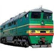 Тепловоз магистральный 2ТЭ116 Год выпуска 2012 фото