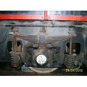 Маневровый тепловоз ТГК-2 фото