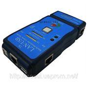 Тестер RJ45 / RJ11 / USB фото