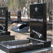 Памятники на могилку из гранита под заказ, Ирпень Киев фото