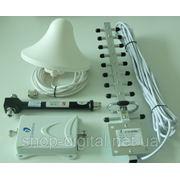 Репитер DCS 1800 МГц, 65dB до 300м2(мтс,лайф) фото