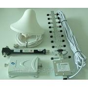 Репитер 70 dB 2100 МГц 3 G до 300м2 фото