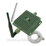 Репитер 850/1900MHz GSM CDMA 55db,до200м. фото