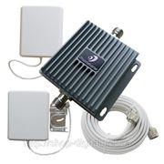 Репитер 850/1900MHz GSM/CDMA/ 55dB до200м. фото