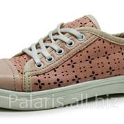 Кроссовки на липучке Palaris 2022-366216В, размеры 31-36 фото