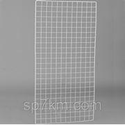 Сетка металлическая торговая. 1.5 х 1.0 м. D 3,5. Ячейка 50х50. фото
