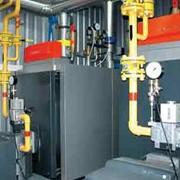 Котельные установки транспортабельные ТКУ 100/1000 кВт - купить в Украине фото