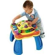 Интерактивый столик, Bruin, Fisher Price, Leap Frog, Chicco, Elc, прокат Гродно детских столиков фото